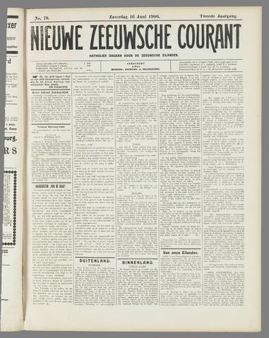 Nieuwe Zeeuwsche Courant 1906-06-16