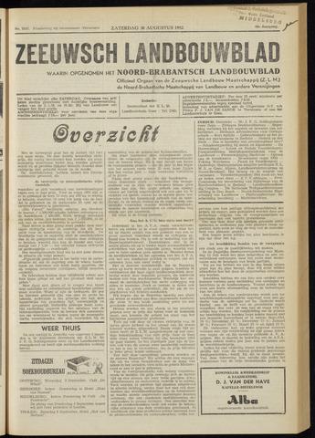 Zeeuwsch landbouwblad ... ZLM land- en tuinbouwblad 1952-08-30