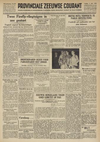 Provinciale Zeeuwse Courant 1950-06-02