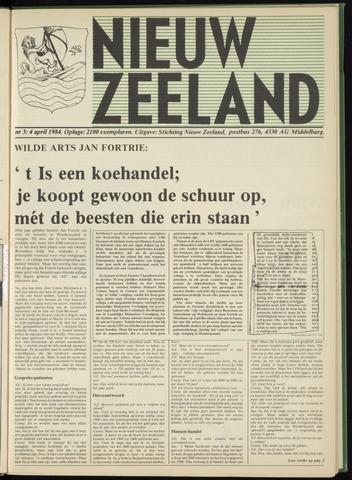 Nieuw Zeeland 1984-04-04
