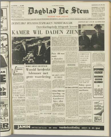 de Stem 1967-04-20
