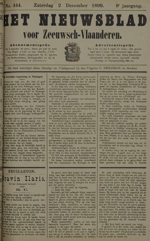 Nieuwsblad voor Zeeuwsch-Vlaanderen 1899-12-02