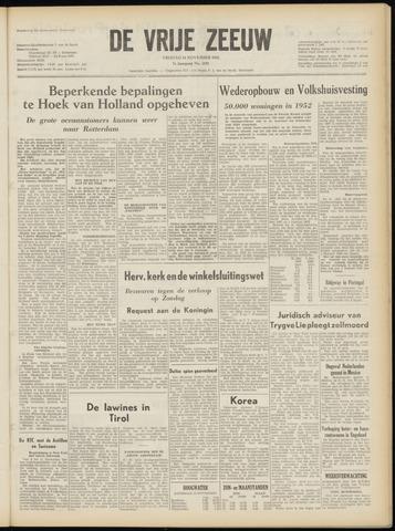 de Vrije Zeeuw 1952-11-14