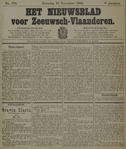 Nieuwsblad voor Zeeuwsch-Vlaanderen 1898-11-19