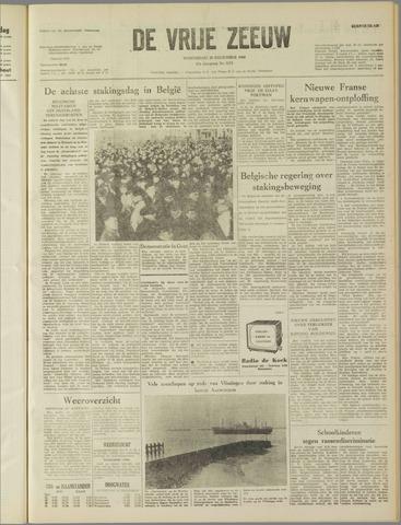 de Vrije Zeeuw 1960-12-28