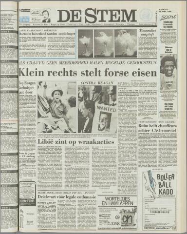 de Stem 1986-04-21