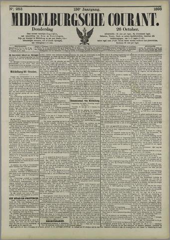 Middelburgsche Courant 1893-10-26