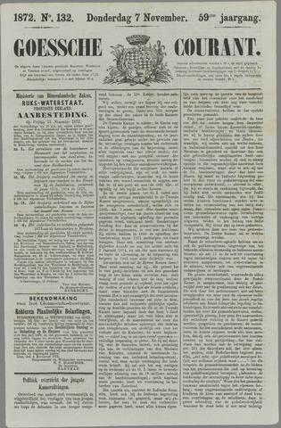 Goessche Courant 1872-11-07