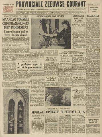 Provinciale Zeeuwse Courant 1962-08-09