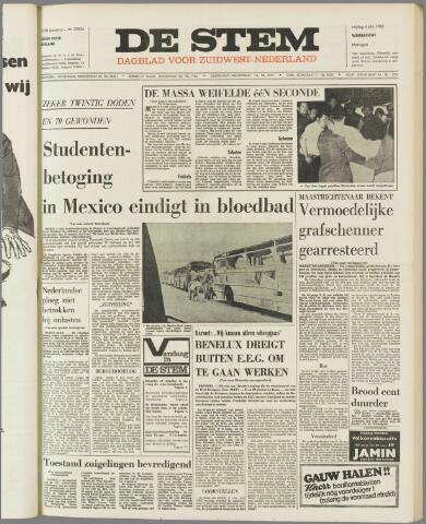 de Stem 1968-10-04