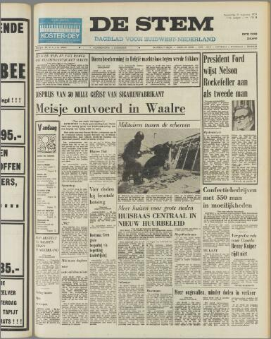 de Stem 1974-08-21