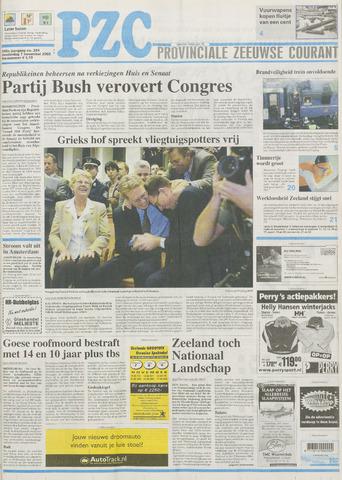 Provinciale Zeeuwse Courant 2002-11-07
