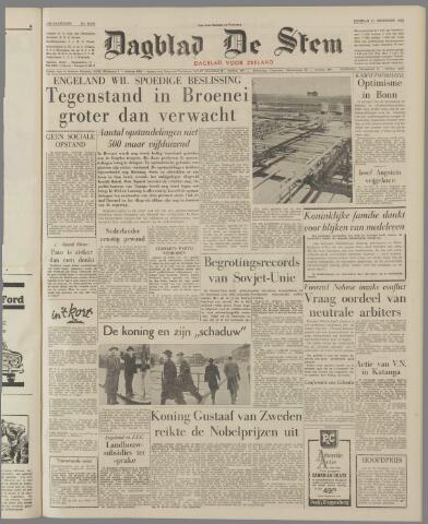 de Stem 1962-12-11
