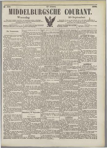 Middelburgsche Courant 1899-09-20