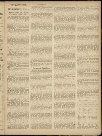 Ter Neuzensche Courant. Algemeen Nieuws- en Advertentieblad voor Zeeuwsch-Vlaanderen / Neuzensche Courant ... (idem) / (Algemeen) nieuws en advertentieblad voor Zeeuwsch-Vlaanderen 1898-02-26