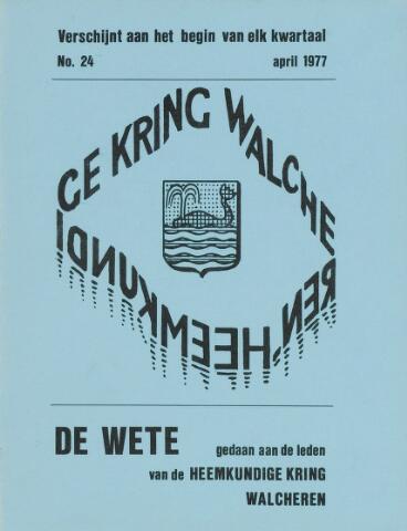 de Wete 1977-04-01
