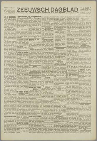 Zeeuwsch Dagblad 1946-02-27