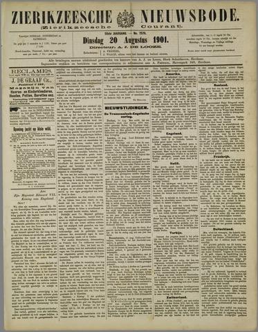Zierikzeesche Nieuwsbode 1901-08-20