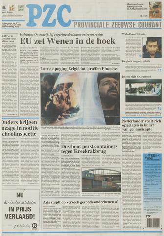 Provinciale Zeeuwse Courant 2000-02-01