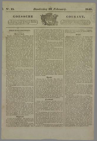 Goessche Courant 1845-02-20