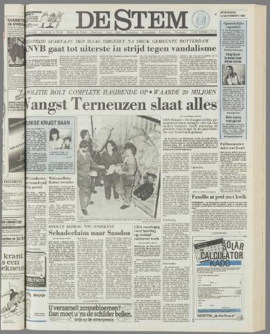 de Stem 1986-11-12