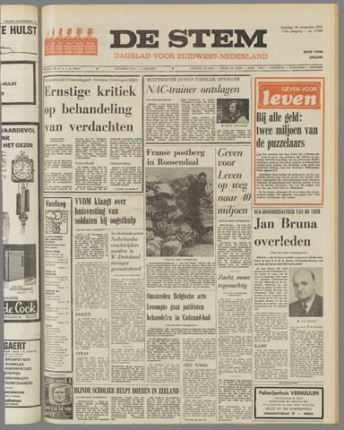de Stem 1974-11-30