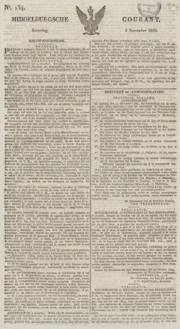 Middelburgsche Courant 1829-11-07