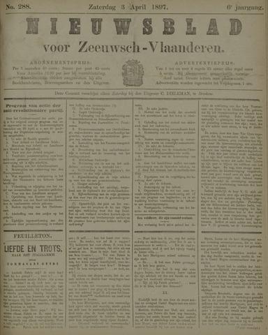 Nieuwsblad voor Zeeuwsch-Vlaanderen 1897-04-03