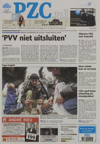 Provinciale Zeeuwse Courant 2011-02-23
