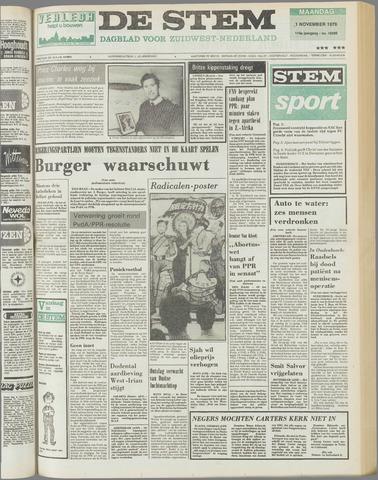 de Stem 1976-11-01