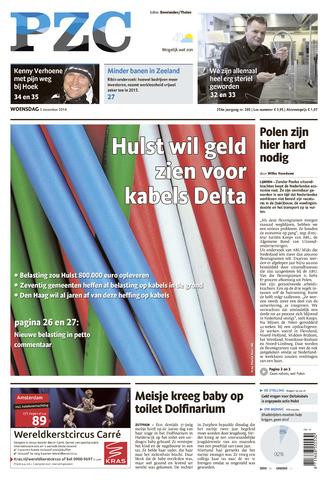 Provinciale Zeeuwse Courant 2014-12-03