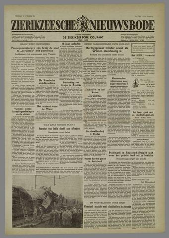Zierikzeesche Nieuwsbode 1954-10-15