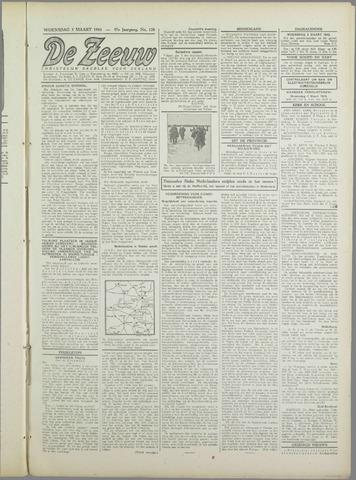 De Zeeuw. Christelijk-historisch nieuwsblad voor Zeeland 1943-03-03