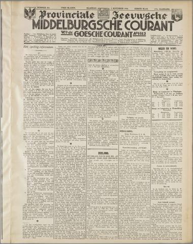 Middelburgsche Courant 1934-11-05