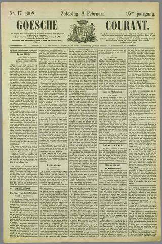 Goessche Courant 1908-02-08