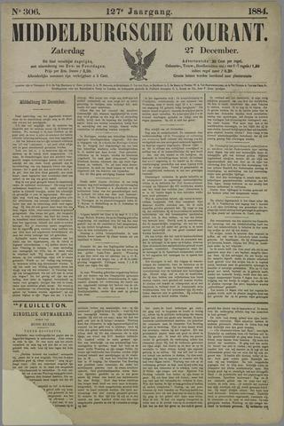 Middelburgsche Courant 1884-12-27