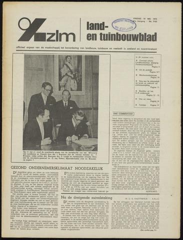 Zeeuwsch landbouwblad ... ZLM land- en tuinbouwblad 1973-05-18