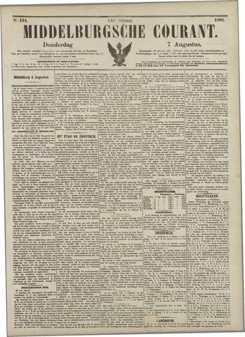 Middelburgsche Courant 1902-08-07
