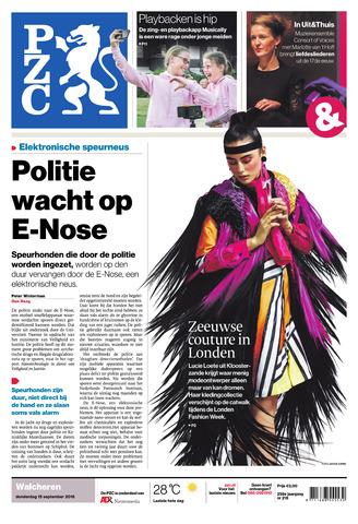 Provinciale Zeeuwse Courant 2016-09-15
