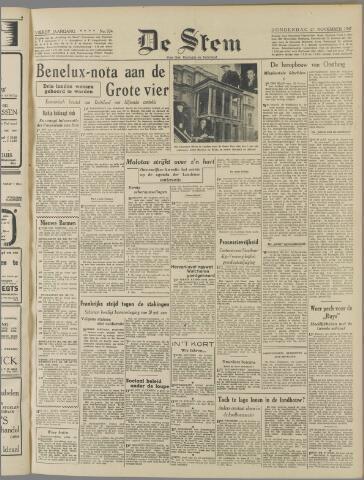 de Stem 1947-11-27