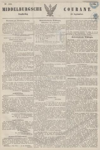Middelburgsche Courant 1850-09-19
