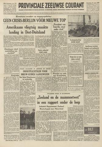 Provinciale Zeeuwse Courant 1960-05-21