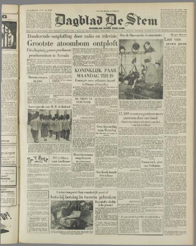 de Stem 1952-04-23