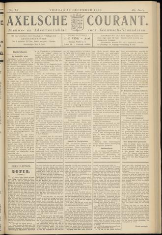 Axelsche Courant 1930-12-12