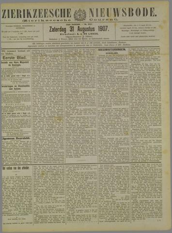 Zierikzeesche Nieuwsbode 1907-08-31