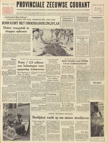 Provinciale Zeeuwse Courant 1963-08-10