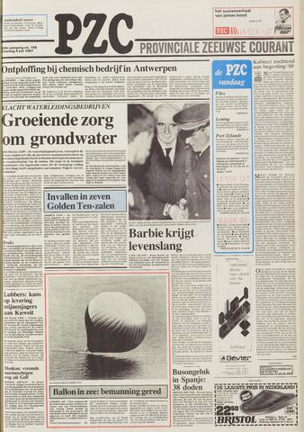 Provinciale Zeeuwse Courant 1987-07-04