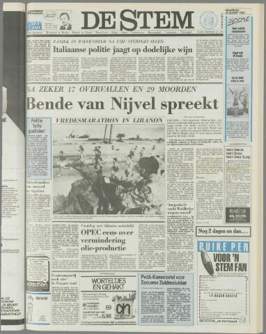 de Stem 1986-03-24