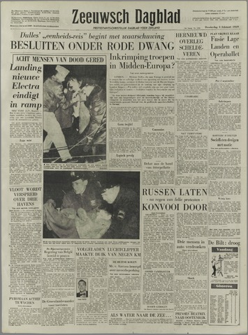 Zeeuwsch Dagblad 1959-02-05