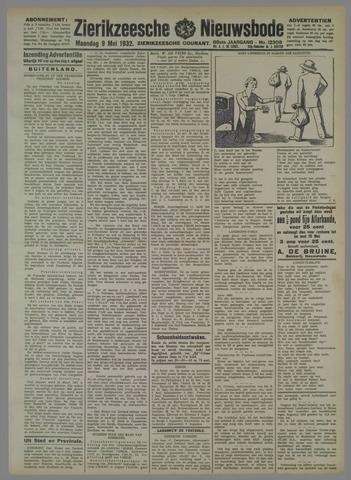 Zierikzeesche Nieuwsbode 1932-05-09